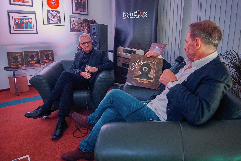 Wyjątkowe spotkanie z Markiem Bilińskim w WM Fono